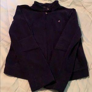 Lilly Pulitzer full zip fleece jacket